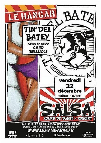 2017 12 22 concert salsa tin del batey hangar ivry