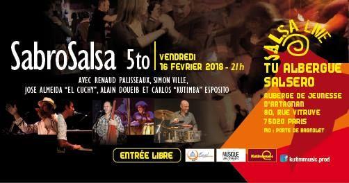 2018 02 16 sabrosalsa concert salsa paris