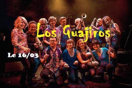 2018 03 16 los guajiros concert salsa vitry