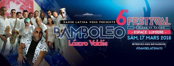 2018 03 17 concert salsa bamboleo festival rueda casino