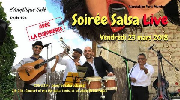 2018 03 23 concert son cubain cubanerie paris