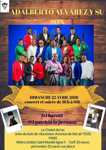 2018 04 22 concert salsa adalberto alvarez chalet lac paris