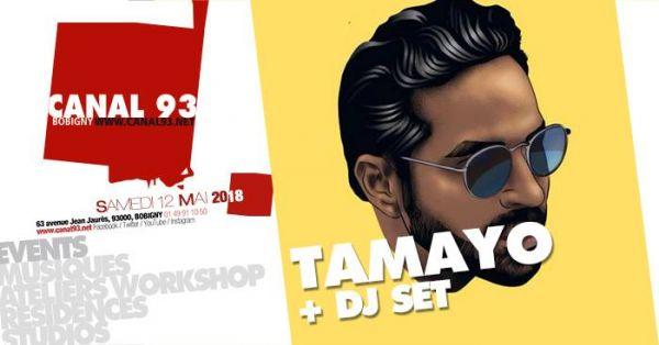 2018 05 12 concert salsa tamayo bobigny