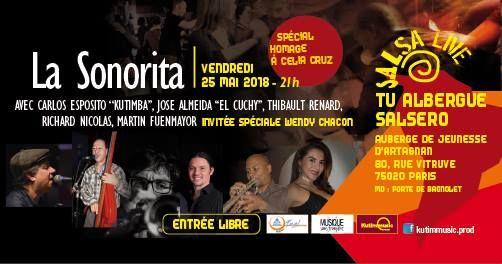 2018 05 25 concert salsa sonorita paris