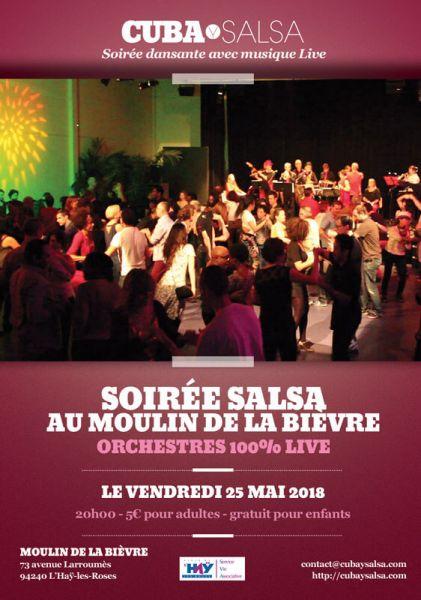 2018 05 25 cuba y salsa soiree salsa dansante orchestres moulin bievre