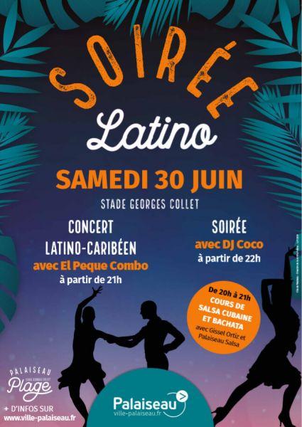 2018 06 30 concert salsa el peque combo