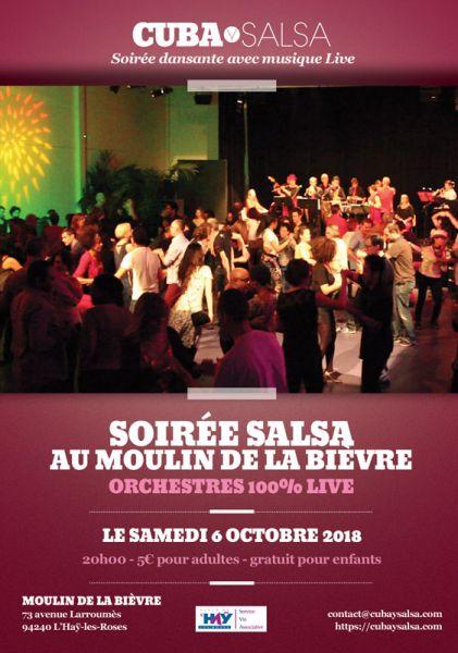 2018 10 06 cuba y salsa soiree salsa dansante orchestres moulin bievre