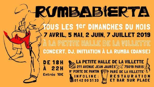 2019 04 07 concert rumba rumbabierta paris