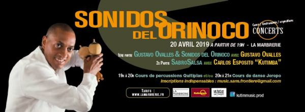 2019 04 20 concert salsa gustavo ovalles sabro salsa