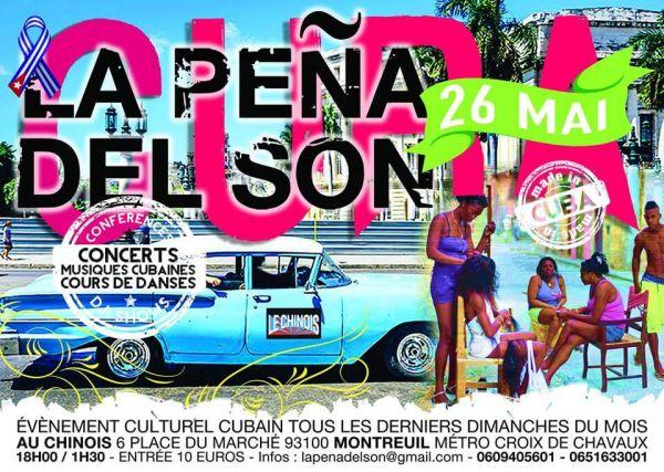 2019 05 26 concert salsa pena del son montreuil