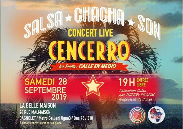 2019 09 28 concert salsa cencerro bagnolet