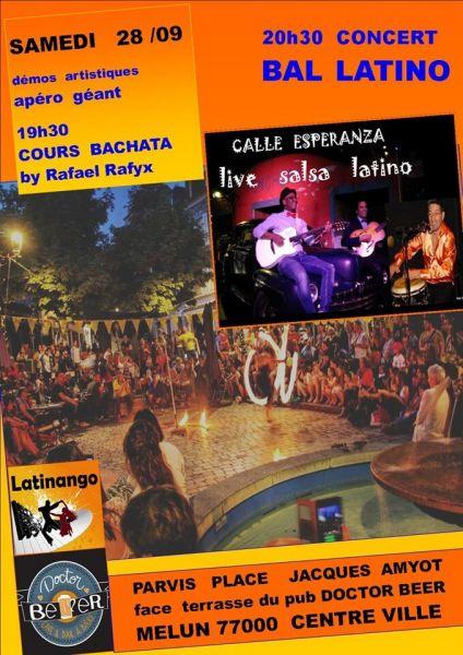 2019 09 28 concert son cubain calle esperanza melun