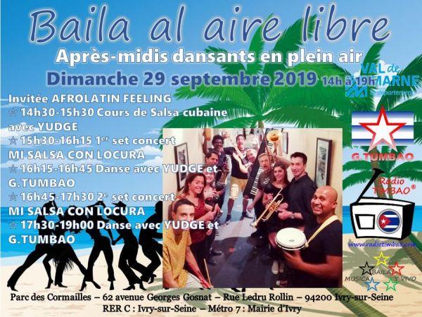 2019 09 29 concert mi salsa con locura ivry sur seine