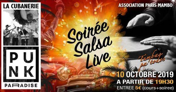2019 10 10 concert la cubanerie paris mambo