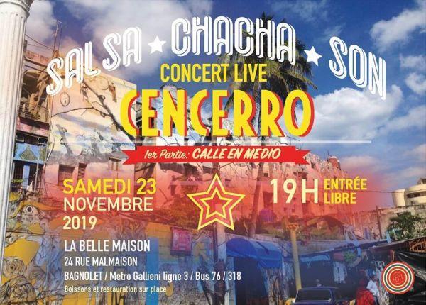 2019 11 23 concert salsa cencerro bagnolet