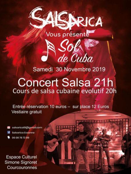 2019 11 30 concert son cubain sol de cuba courcouronnes