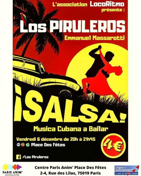 2019 12 06 concert salsa los piruleros paris