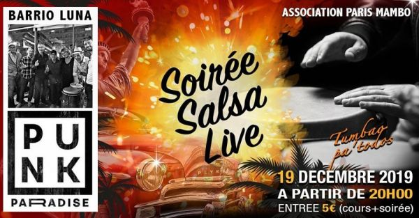 2019 12 19 concert son cubain paris mambo
