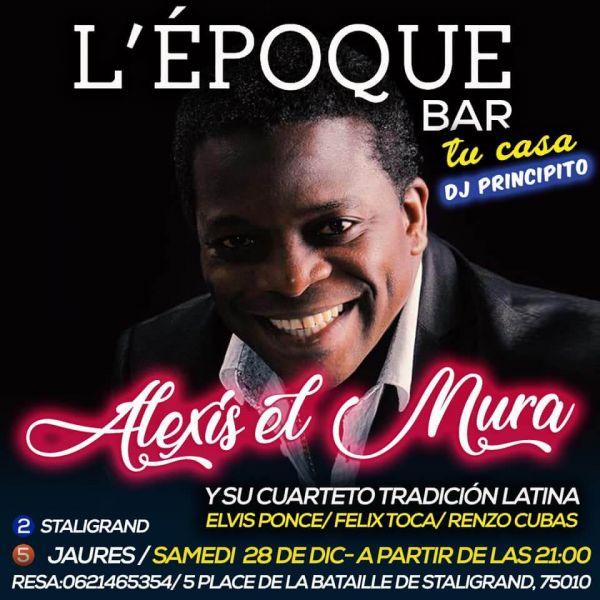 2019 12 28 concert son cubain alexis el mura y su tradicion