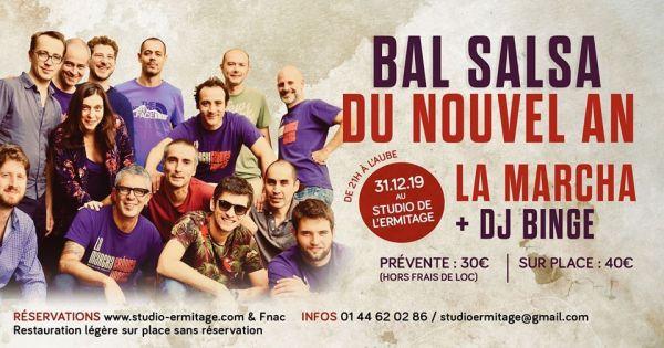 2019 12 31 concert salsa la marcha paris
