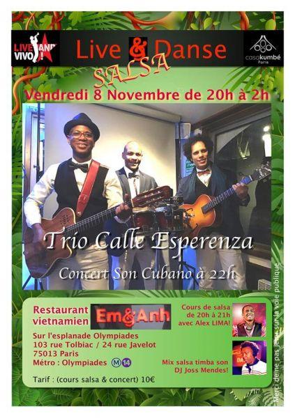 2020 01 10 concert son cubain calle esperanza
