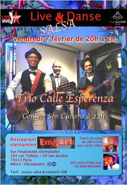 2020 02 07 concert son cubain calle esperanza paris