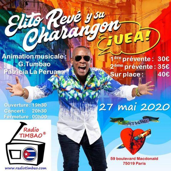 2020 05 27 concert salsa elito reve y su charangon paris