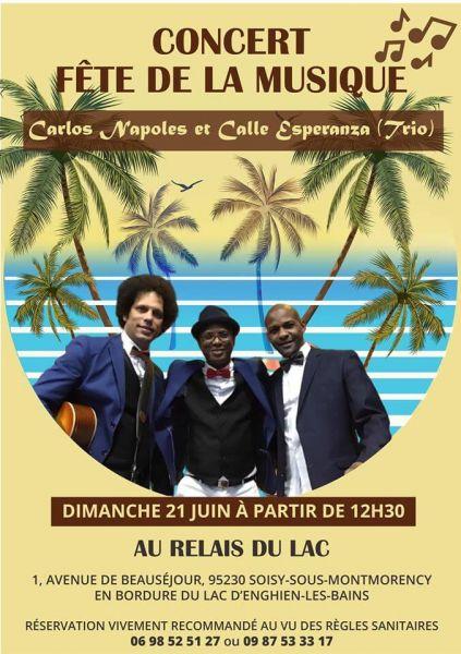 2020 06 21 concert son cubain calle esperanza soisy sous montmorency