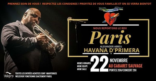 2020 11 22 concert salsa cubaine havana d primera paris
