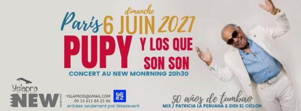 2021 06 06 concert salsa pupy y los que son son new morning paris