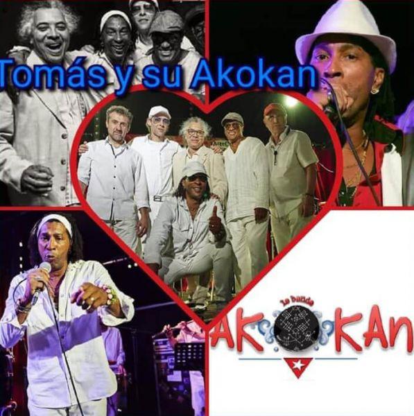 2021 06 27 concert salsa tomas y su akokan