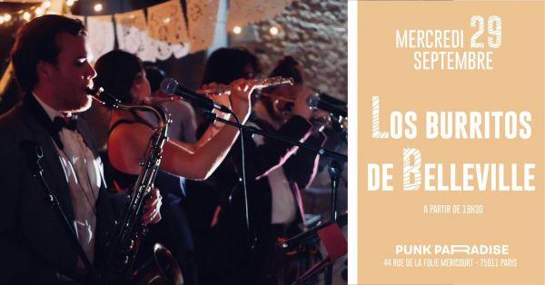 2021 09 11 concert salsa los burritos belleville paris