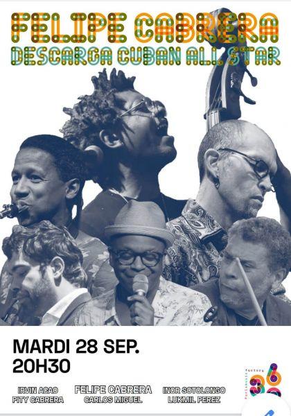 2021 09 28 concert salsa felipe cabrera paris