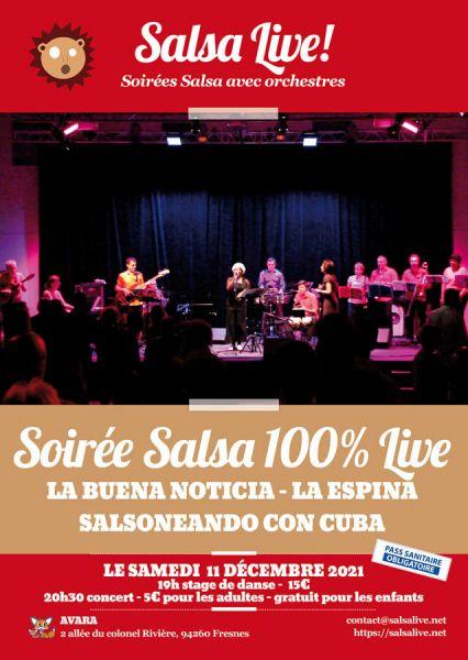 2021 12 11 soiree salsa la espina avara fresnes hay les roses