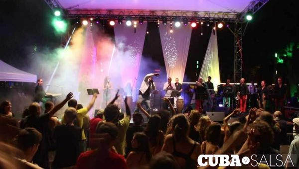 2016 09 03 concert salsa la marcha reggaeton montreuil