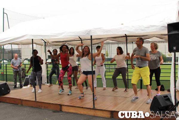 2016 09 11 cuba y salsa fete sports loisirs hay les roses
