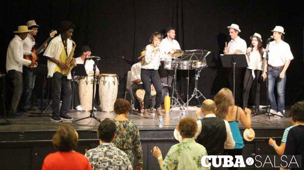 2016 10 01 arriba danza concert salsa courdimanche