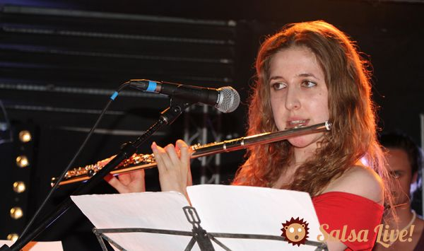 2015 06 14 concert salsa tencion lea flute traversiere