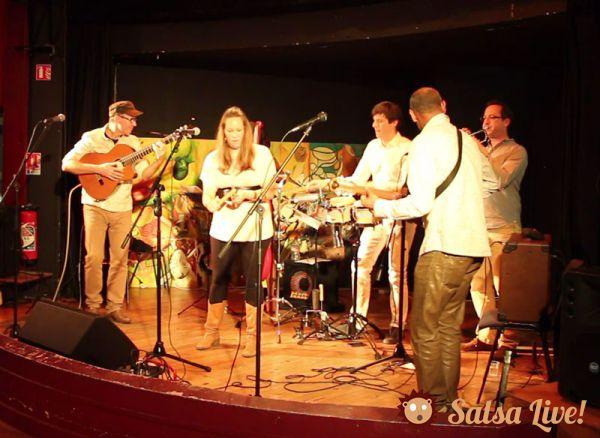 2015 11 20 concert soiree dansante salsa luna y su banda avara