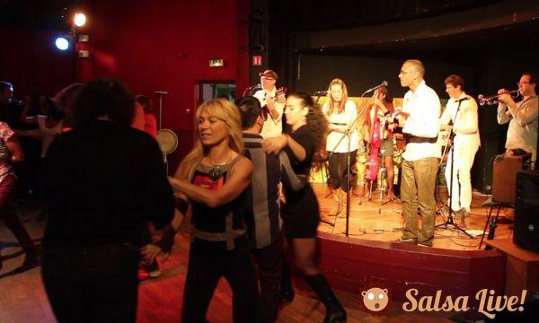2015 11 20 soiree dansante salsa luna y su banda avara