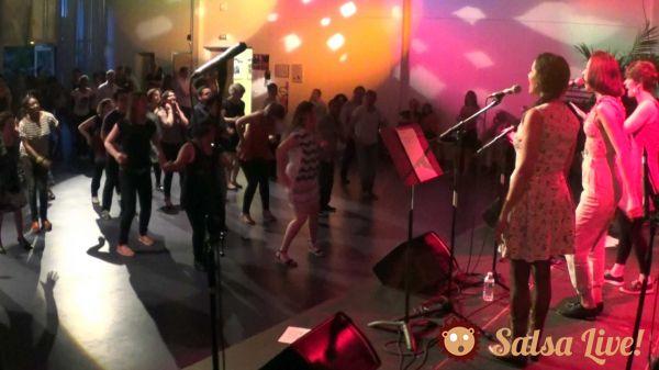 2016 05 27 soiree dansante salsa arriba danza chanteurs