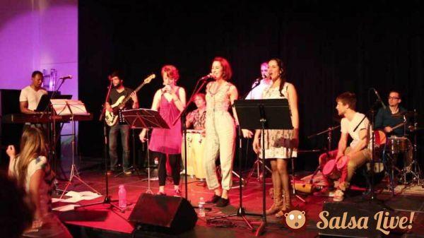 2016 05 27 soiree dansante salsa arriba danza musiciens