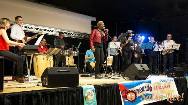 2019 12 07 concert salsa la espina clamart