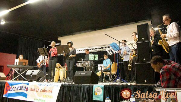 2019 12 07 concert salsa la espina cubaneando