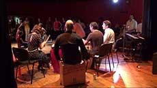 Festival Acousti'Orchestre Guaguanco Sébastien Fauqué
