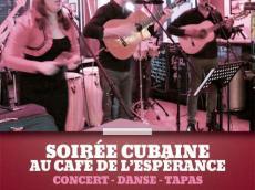 Luna y su Banda concert de son cubain le samedi 29 novembre 2014, 94270 Le Kremlin Bicêtre