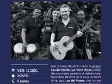 Los del Monte Concert Son cubain le vendredi 12 décembre 2014, 94400 Vitry-sur-Seine