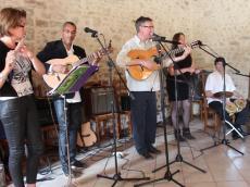 Luna y su Banda Son cubain le dimanche 4 mai 2014, 1580 Etrechy