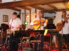 Luna y su Banda Concert de son cubain le samedi 12 juillet 2014, 7650 Saint-Loup-de-Naud