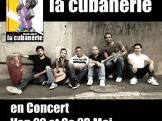 La Cubanerie Concert Salsa le vendredi 22 mai 2015, 75014 Paris